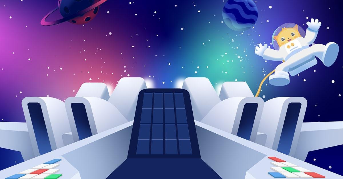 Google Meet Virtual background