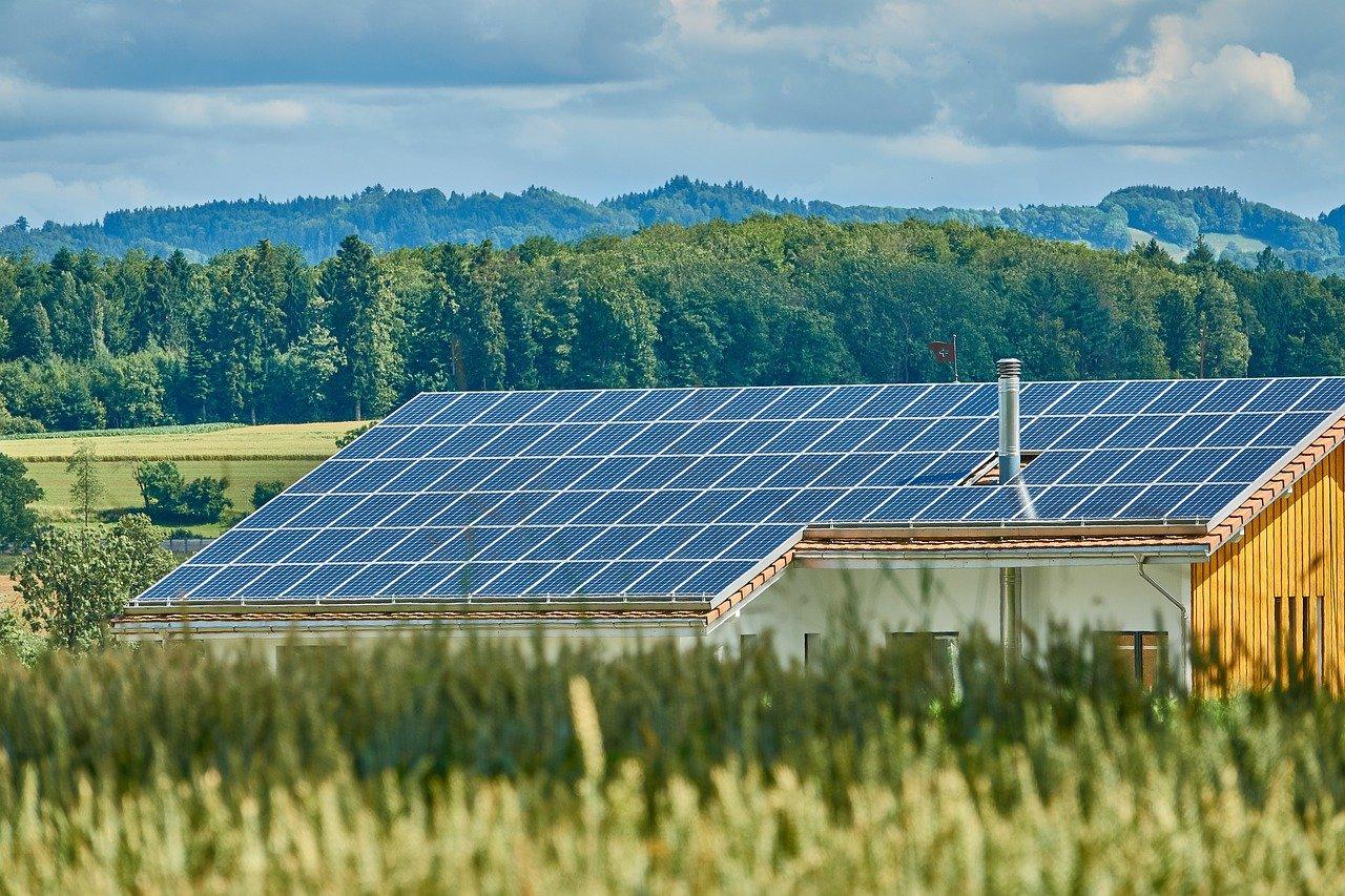 solar energy source